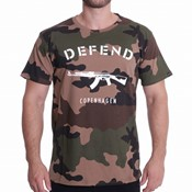 Defend Paris - Copenhagen Tee