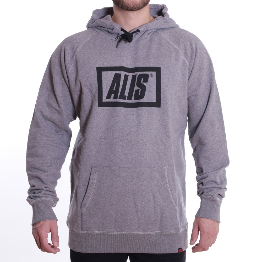 Image of   Alis - Stencil Box Hoody