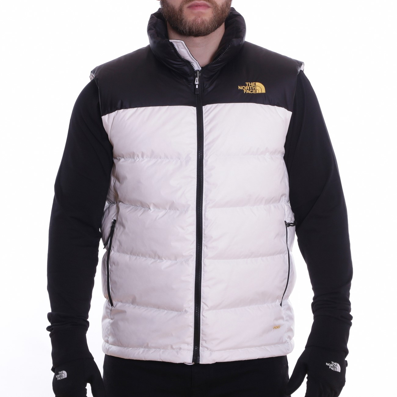 the north face nuptse vest drop dead. Black Bedroom Furniture Sets. Home Design Ideas