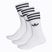Adidas - Solid Crew Sock 3pack
