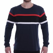 Le Fix - Panel Longsleeve Tee