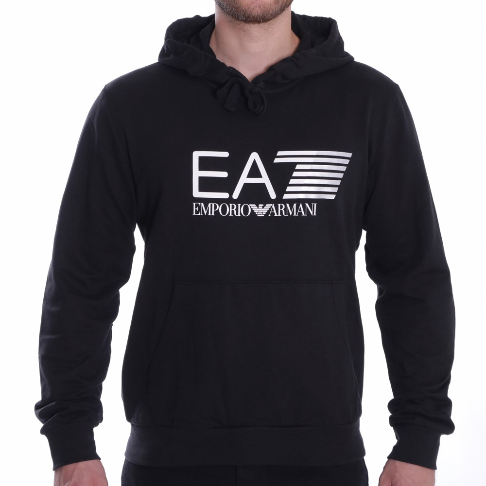 Image of   EA7 - Visibility Hoody