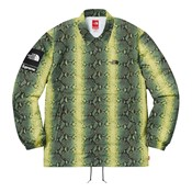 Supreme - TNF Snakeskin Jacket