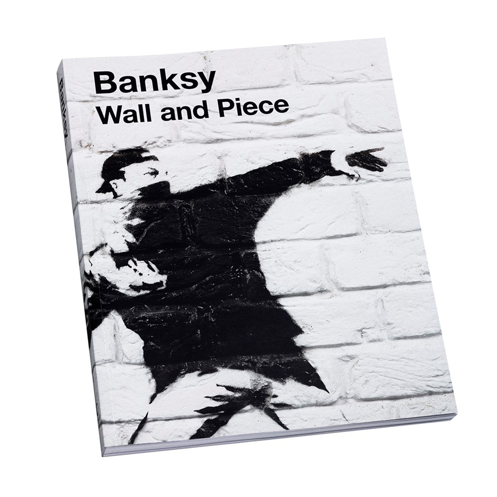 Image of   Banksy - Wall and Piece