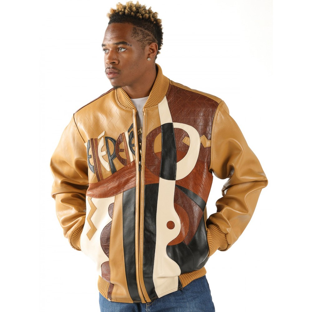 Image of   Picasso Leather Jacket