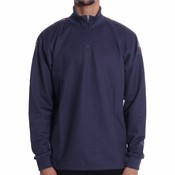 Le Fix - Flag 1/4 Zip Tracktop