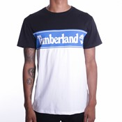 Timberland - Stacked Logo Tee