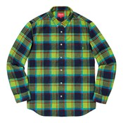 Supreme - Plaid Flannel Shirt