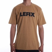 Le Fix - Blurry Letters Tee
