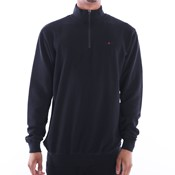 Le Fix - Quarter Zip Crewneck
