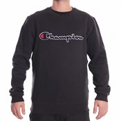Champion - Basic Logo Crewneck