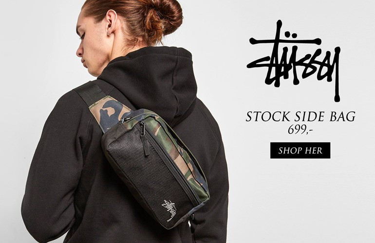 Stüssy Side Bag